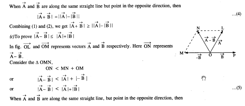 NCERT Solutions for Class 11 Physics Chapter 4 Motion in a Plane 5