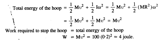 NCERT Solutions for Class 11 Physics Chapter 7 System of Particles and Rotational Motion 26