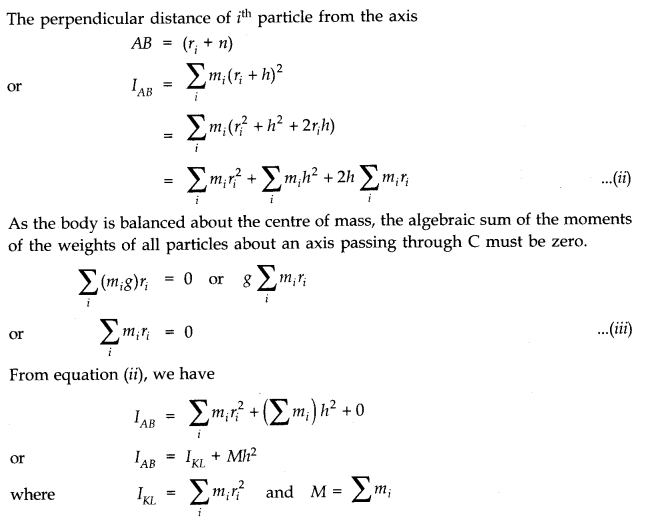 NCERT Solutions for Class 11 Physics Chapter 7 System of Particles and Rotational Motion 39