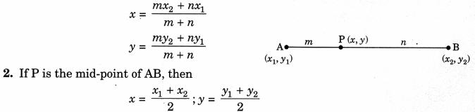 Coordinate Geometry Class 10 Notes Maths Chapter 7 3