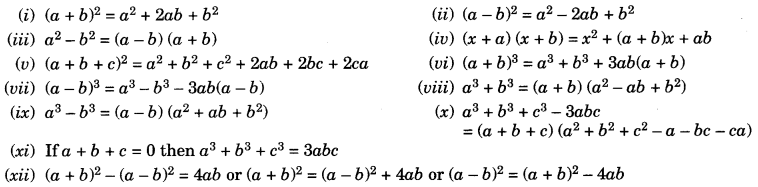 Polynomials Class 9 Notes Maths Chapter 2 1