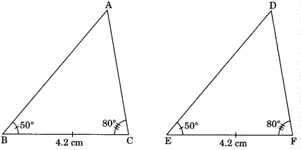 Triangles Class 9 Notes Maths Chapter 5 .7