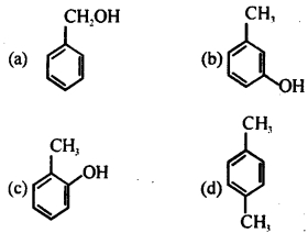 MCQ Questions for Class 12 Chemistry Chapter 11 Alcohols