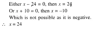 Selina Concise Mathematics Class 10 ICSE Solutions Chapter 6 Solving Problems Ex 6A Q15.2