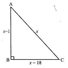 Selina Concise Mathematics Class 10 ICSE Solutions Chapter 6 Solving Problems Ex 6B Q4.1