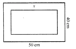 Selina Concise Mathematics Class 10 ICSE Solutions Chapter 6 Solving Problems Ex 6B Q9.1