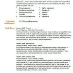 Process Engineer CV Example