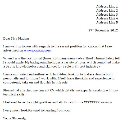 Covering Letters  Page 14 of 37  Learnistorg