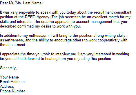 should i send a follow up cover letter learnist org