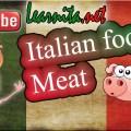 Italian meats - Names of food in italian