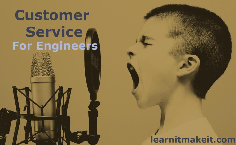 Understand Customer Service