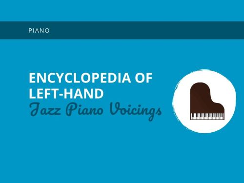 small resolution of encyclopedia of left hand jazz piano voicings