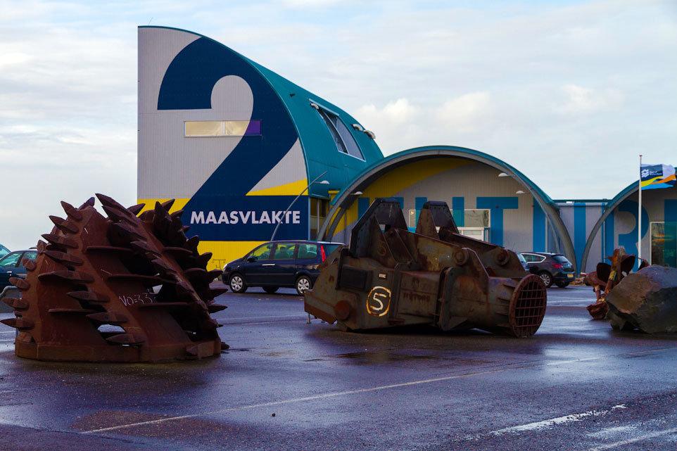 Futureland Maasvlakte 2 Informationszentrum