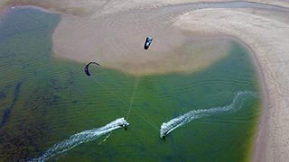Slufter Kitespot