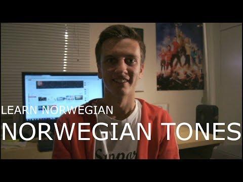 Norwegian tones
