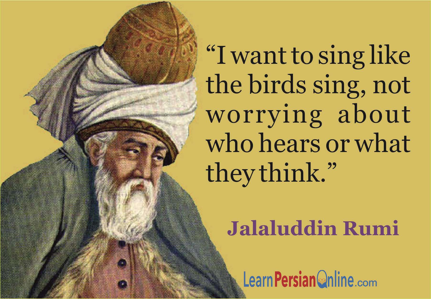Rumi Quotes Archives Learn Persian Online