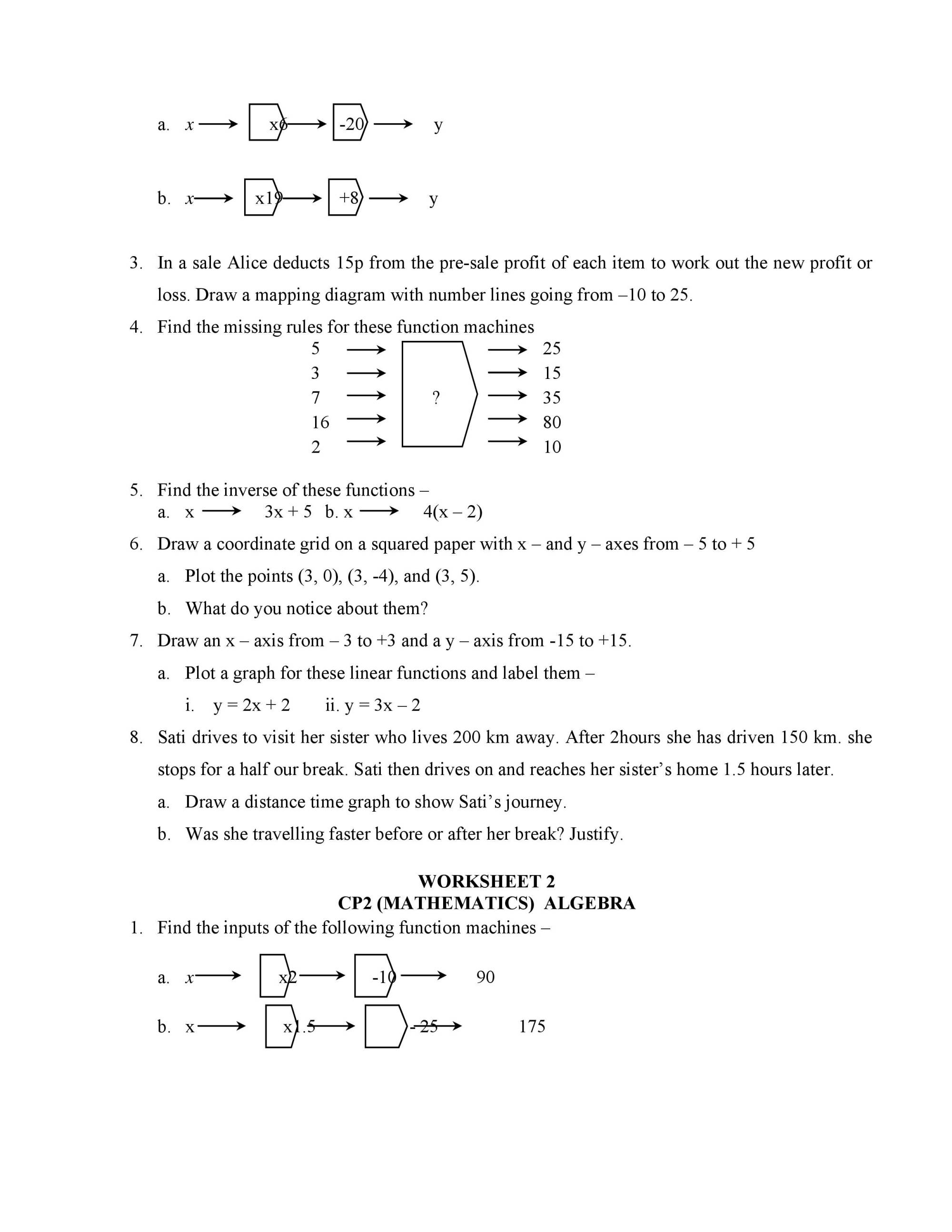 hight resolution of Mathematics Class 8 CIE (Cambridge International Education) - Notes