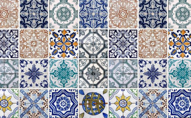Azulejo Hidraulico Sevilla
