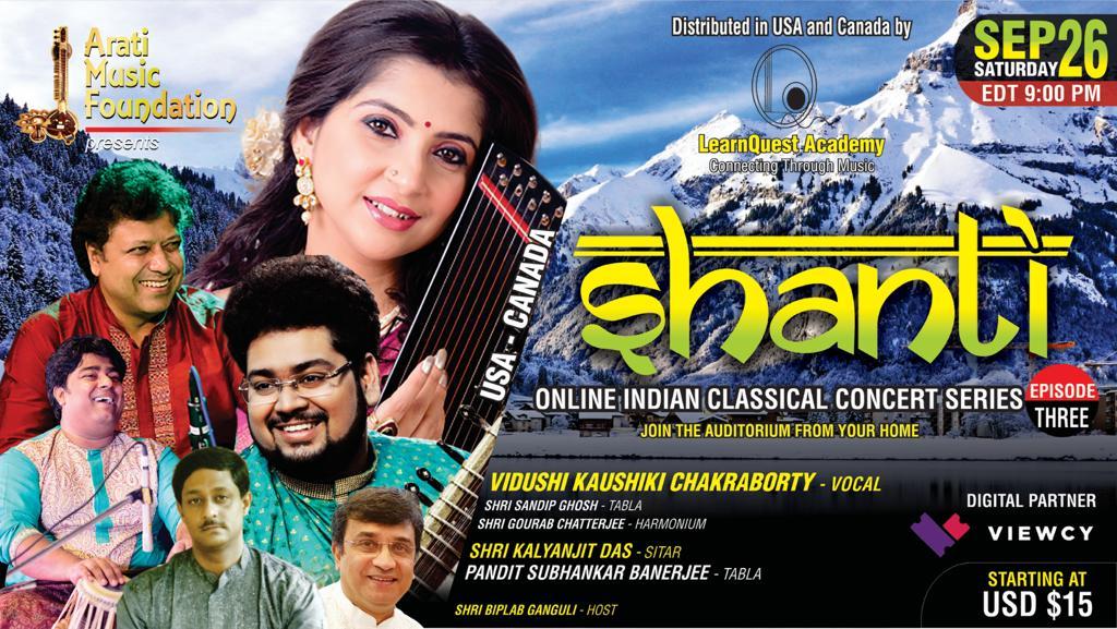 Kaushiki Chakraborty Shanti Ep 3