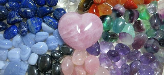 Crystal Classes with Daphne Wright-Gilstrap