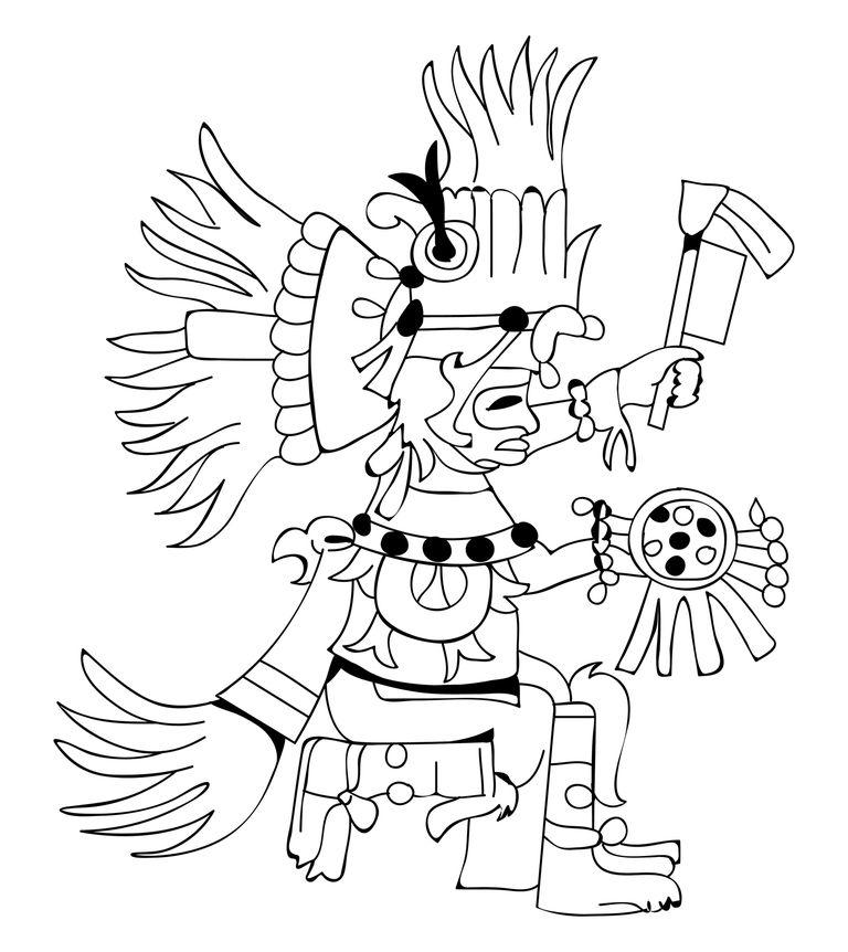 Buluc Chabtan: Mayan God of War