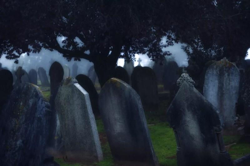 Cimetière Spooky