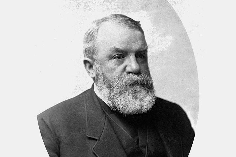 Biography of D. L. Moody. American Evangelist