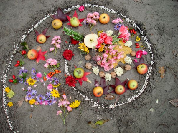 How to Set Up a Pagan Lammas Altar