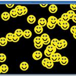 Random smileys