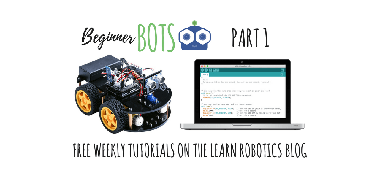 How to Build a Mobile Robot Using Arduino
