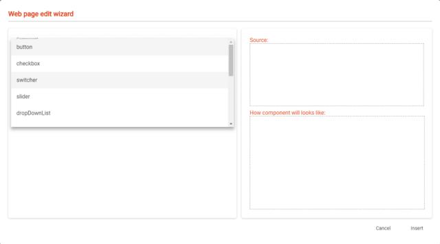 develop web app NodeMCU