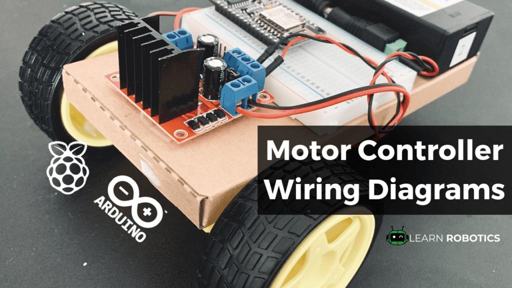 Motor Controller Raspberry Pi & Arduino Configurations