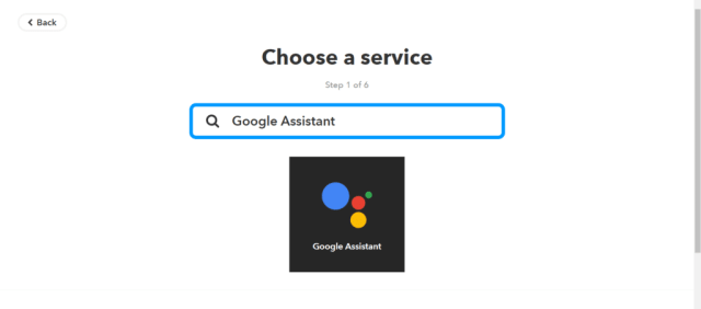 home automation IFTTT Google Assistant