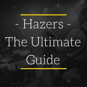 Theatrical Haze Guide