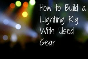 Used Lighting Gear