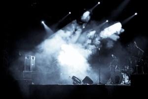 Hazy Band Lights