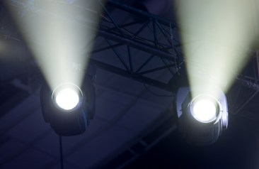 Stage Lighting Angles