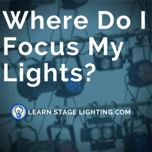 Focus My lights