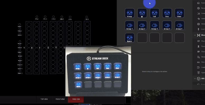 How to Use the Elgato Stream Deck to Control Stage Lighting