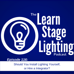 Should You Install Lighting Yourself, or Hire a Integrator?