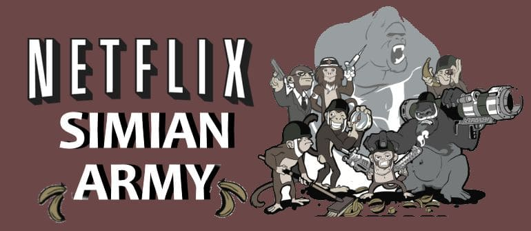 Do you know about Netflix Simian Army?