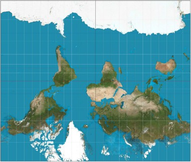 Multiperspectivity and Map Projections – Learn to Change