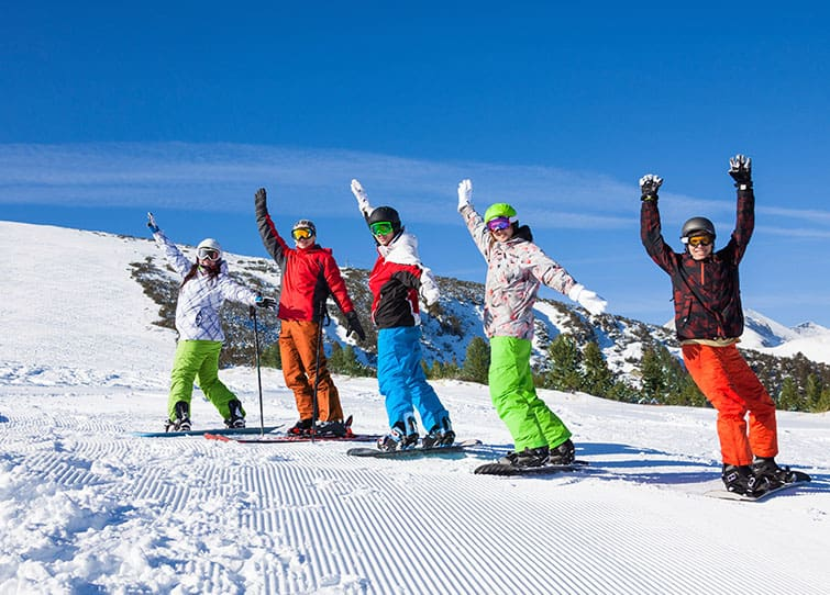 Beginner Ski Lesson – Getting Started and Equipment