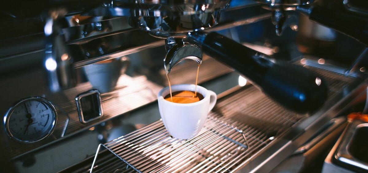 dripping like espresso