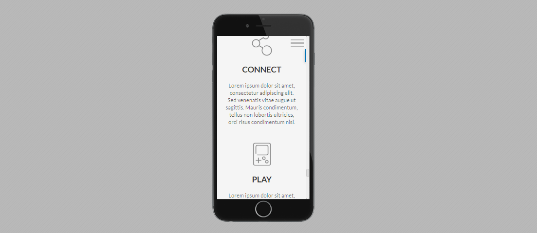mobile optimized templates for elearning