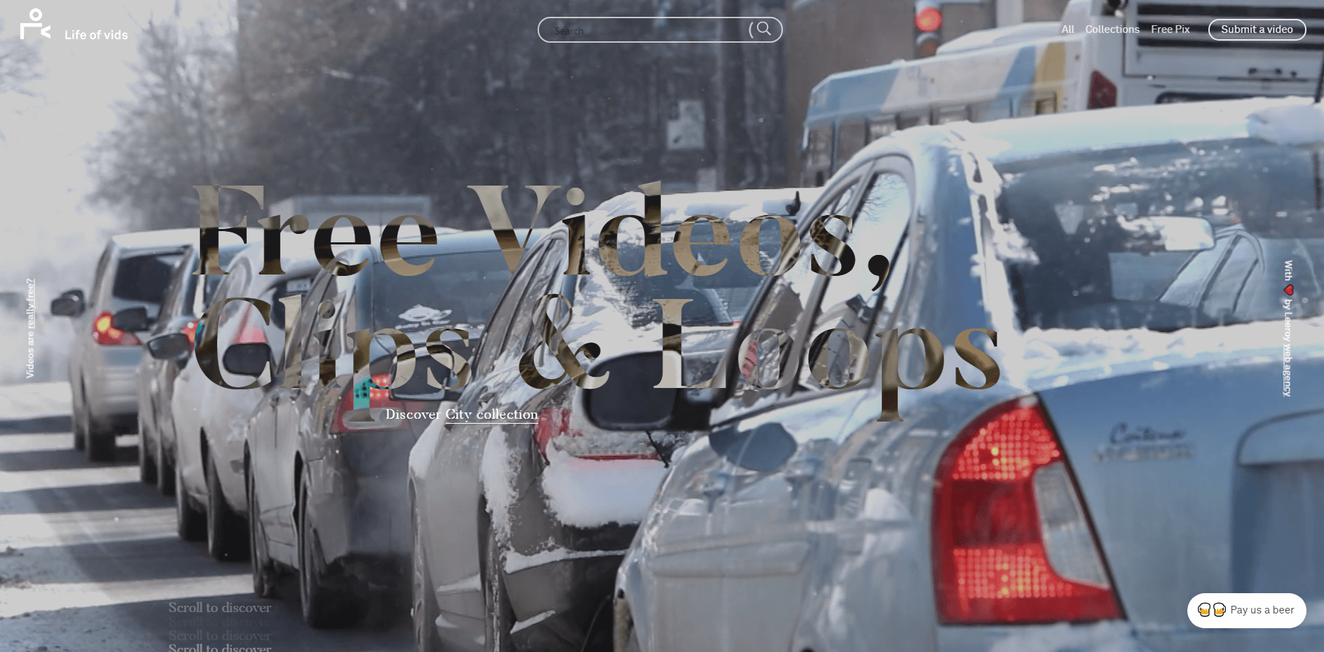 free stock video clips