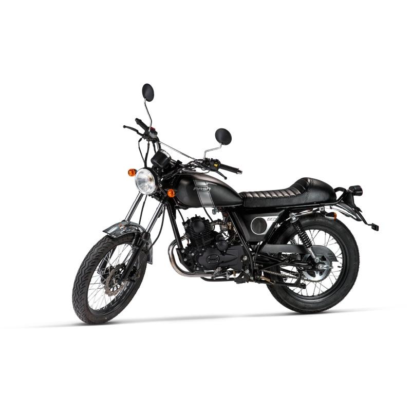 Mash Fifty Zwart scooters leasen? Mash Fifty Zwart