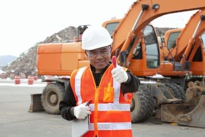 construction equipment leasing