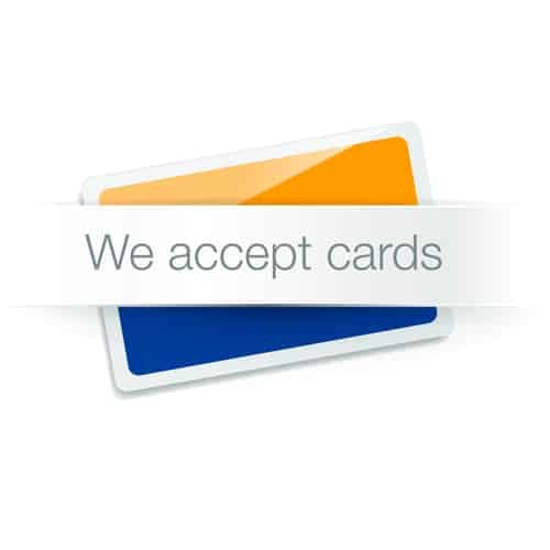 Accepting credit card payments is vital for your business for Credit card acceptance for small business