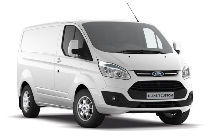 Ford Transit Custom 290 L2 H1 Limited 2.0 TDCi 130ps